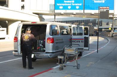 American Airporter SFO