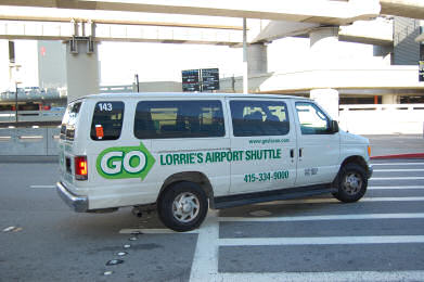 Lorries Airport Shuttle